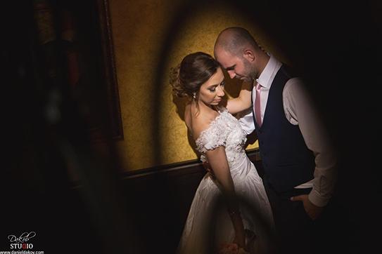 Сватбена фотография Дени и Александър