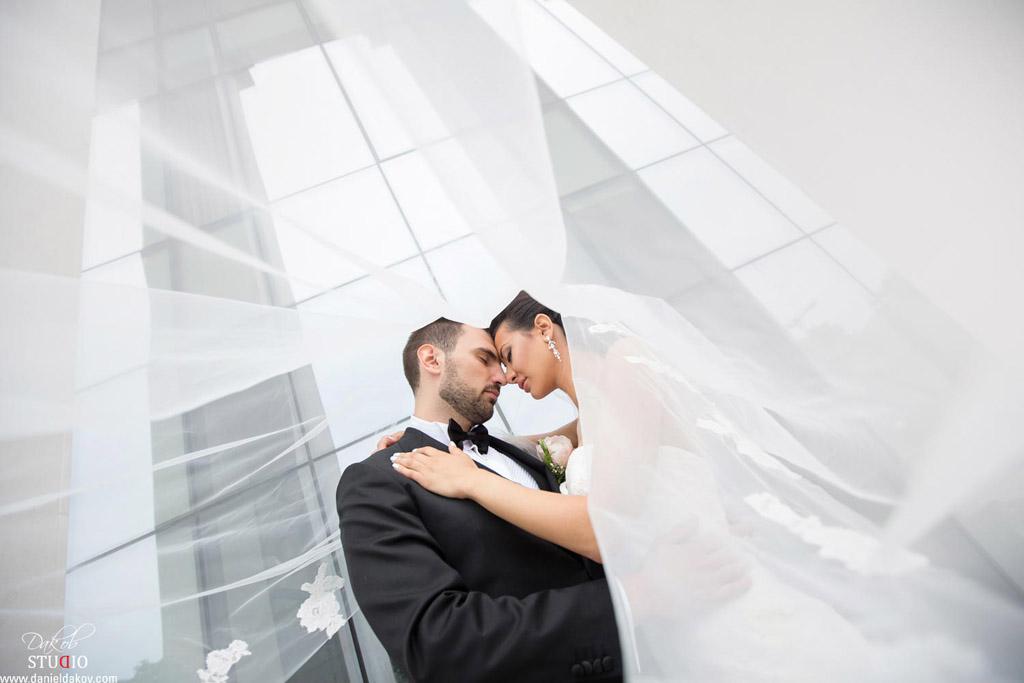Сватбена фотография Дани и Иван