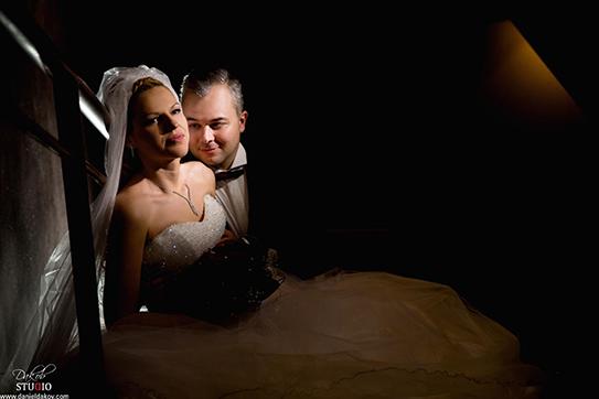 Сватбата на Надя и Емо