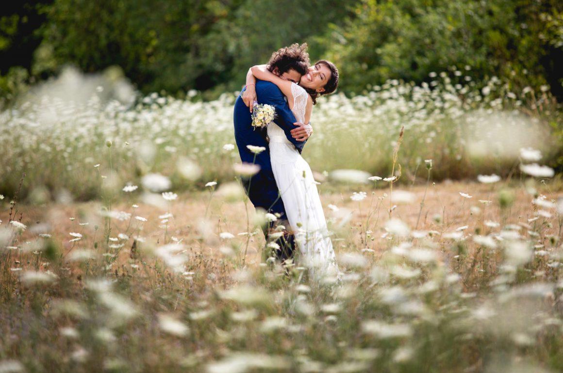 Сватбена фотография Боряна и Георги