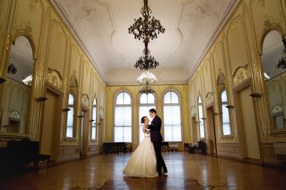 Сватбена фотография Емилия и Калин
