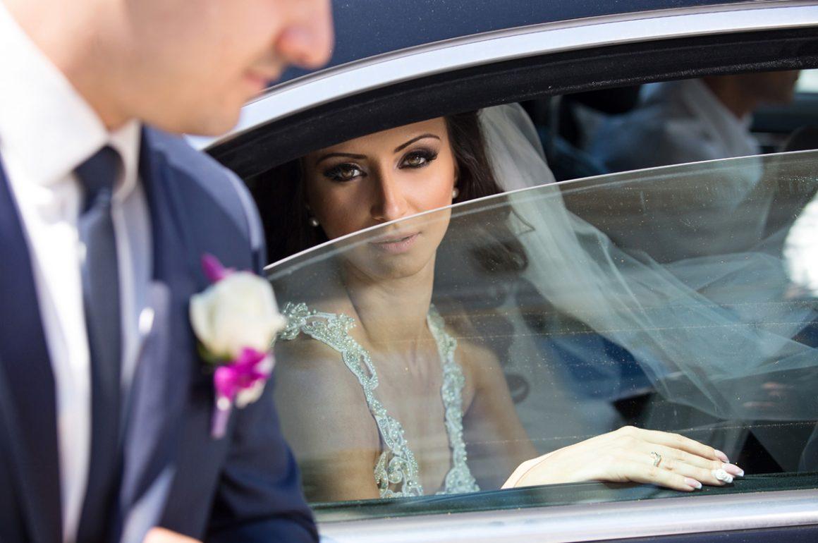 Сватбена фотография Неда и Божидар